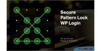 Pattern secure lock plugin login wordpress