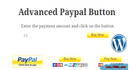 Paypal advanced button