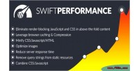 Performance swift wordpress booster performance cache