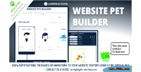 Pet website builder