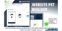 Pet website builder