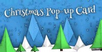 Pop christmas up plugin wordpress card