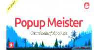 Popup wordpress meister plugin