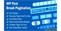 Post wp break pagination