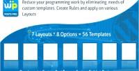 Posts wordpress listing plugin