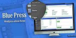 Press blue theme admin wordpress