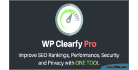 Pro clearfy all one in optimizer manager wp
