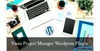 Project vmax plugin wordpress manager