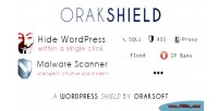 Protect orakshield hide wordpress