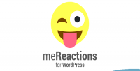 Reactions mereactions wordpress for system