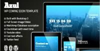 Responsive azul wordpress plugin soon coming