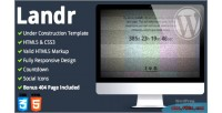 Responsive landr page soon coming