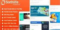 Search sixthlife affiliates envato for