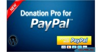 Seconds 3 paypal wordpress for donation