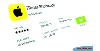 Shortcode itunes wordpress plugin