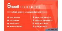 Sneeit framework back end themes wordpress for