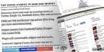 Social top stories widget & plugin