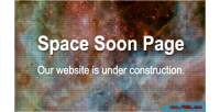 Soon space page