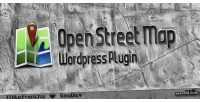 Street open map plugin