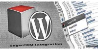 Sugarcrm wordpress integration