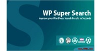 Super wp search