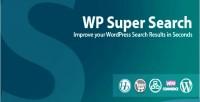 Super wp search