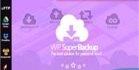 Superbackup wp clone plugin wordpress migrate