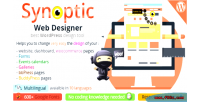 Synoptic web designer best tool design wordpress