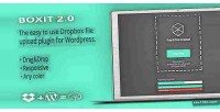 Boxit the dropbox file wordpress for upload