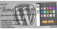 Theme wp customizer