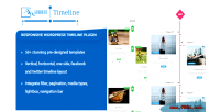 Timeline everest responsive plugin timeline wordpress