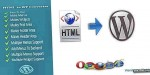 To html wordpress converter