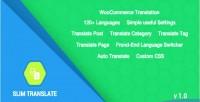 Translate slim tool translation wordpress