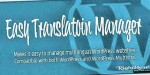 Translation easy wordpress for manager