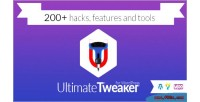 Tweaker ultimate for wordpress