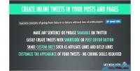 Tweet this share on plugin wordpress twitter