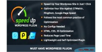 Up speed wordpress plugin