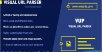 Url visual parser