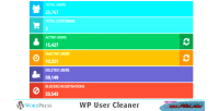 User wp cleaner