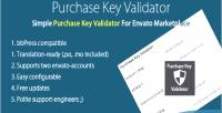 Verifier purchase marketplace envato for