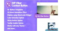 Viber wp contact button premium contact viber button wordpress for plugin