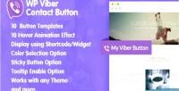 Viber wp contact button premium contact viber button wordpress for plugin