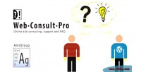 Web consult pro consulting faq & support