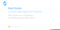 Wordpress area plugin real estate with cms 60 wpbakery addons builder page