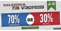 Wordpress dilemma plugin