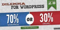 Wordpress dilemma plugin
