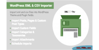 Wordpress importwp importer csv xml