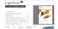 Wordpress lightpost lightbox post wordpress for