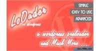 Wordpress looader preloader