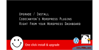 Wordpress mycodecanyonplugins plugin